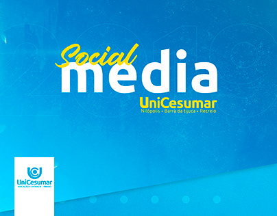 Social Media Franquia Unicesumar