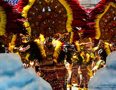 Philippine Festivals: DINAGYANG 2017