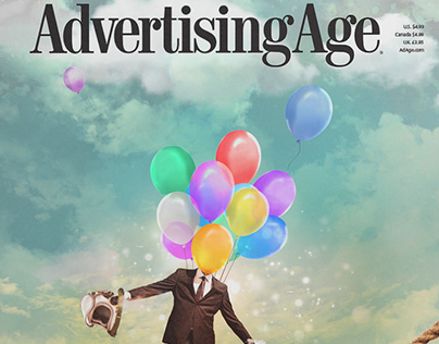 AdAge Cannes Issue Cover Design Contest 2016 Finalist