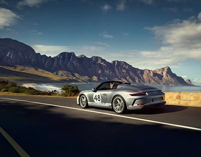 Porsche with Andreas Hempel