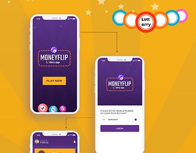 Lottery App UI