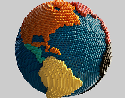 Voxel Planets
