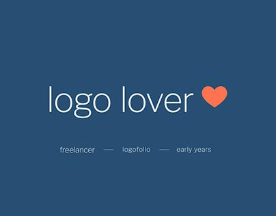 logofolio - freelancer - early years