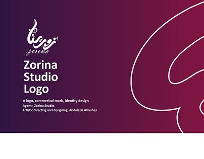 logo Zorina Studio