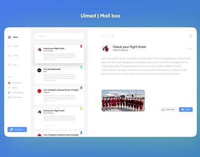 Ui Mail Box