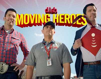 Property Brothers Dish Moving Heroes