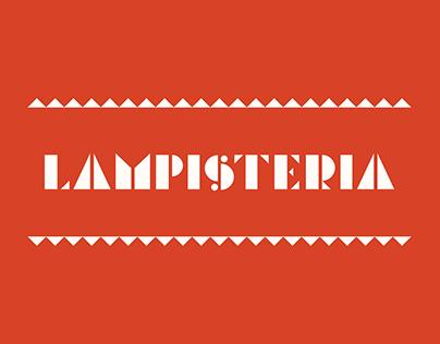 Lampisteria Typeface
