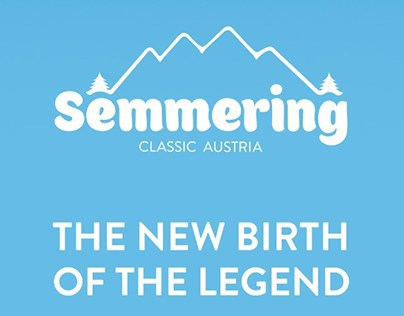Rebranding for Semmering resort