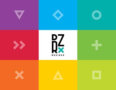 DEZIREX — Logo, Branding, Packaging