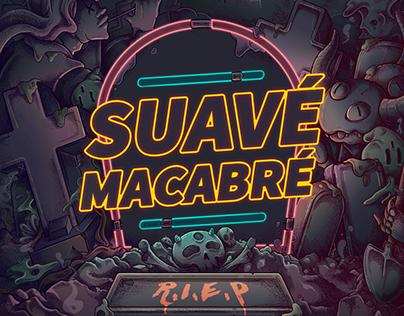 Suavé Macabré - Album Cover