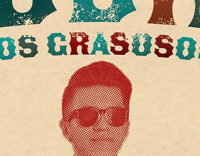Flyer for ABC Party @DNA starring Eddie y Los Grasosos