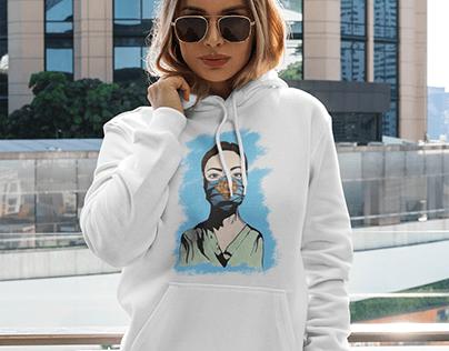 Super Nurse Heavy Blend™ Hooded Sweatshirt