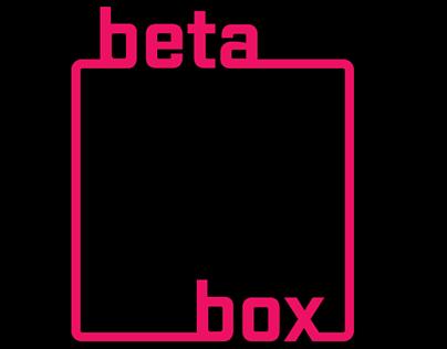 beta box : Concept Logo