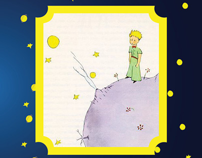 Little prince book cover