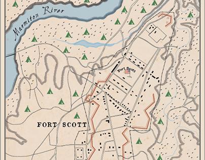 U.S. Park Service  Fort Scott Interactive II