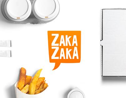 ZakaZaka delivery app