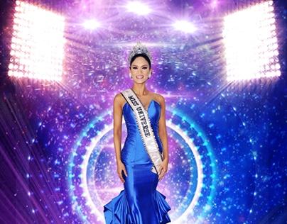 Miss Universe 2015 Photo Manipulation