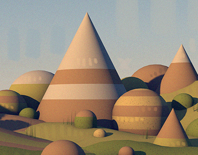 Geometric Landscapes
