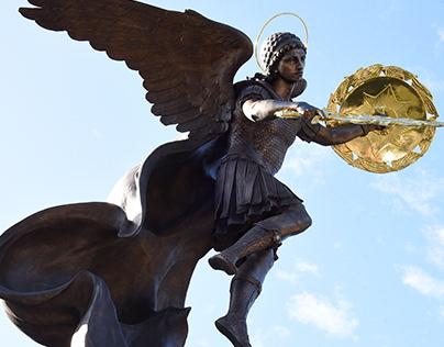 Archangel Michael Fountain