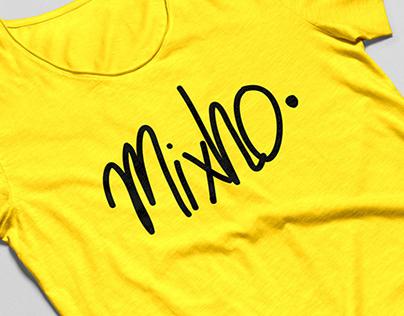 Playera Mixho