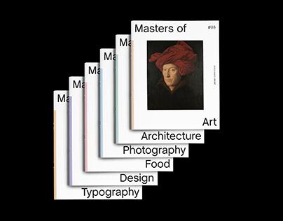 Masters of Art magazine
