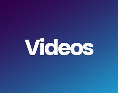 Video Projects 2017 - 2019