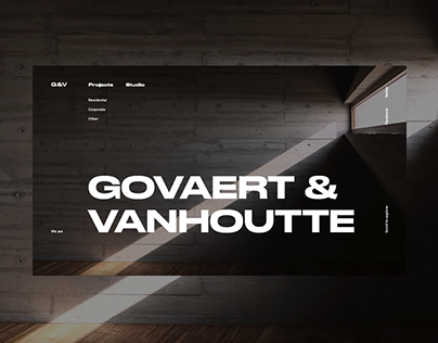 Govaert & Vanhoutte Architects