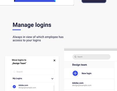heylogin - the login solution for design teams