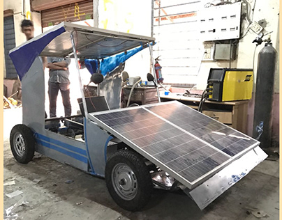 Design for Solar and Electric Vehicle