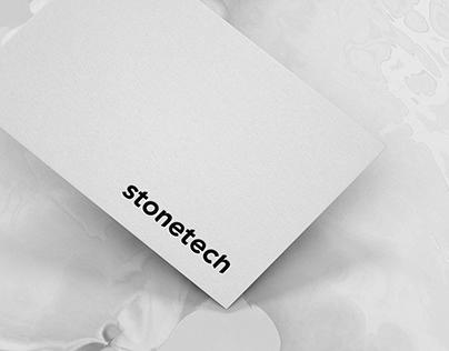 stonetech — brand identity