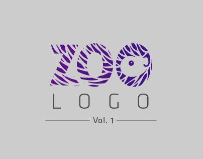Zoo Logo Vol. 1