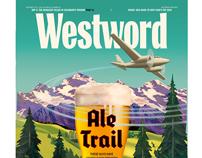Westword magazine covers