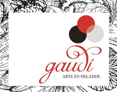 Menu Design for Gaudi