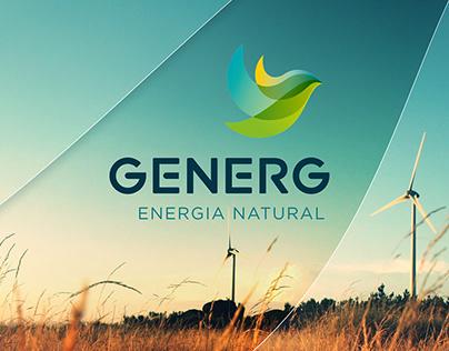 Generg - rebranding