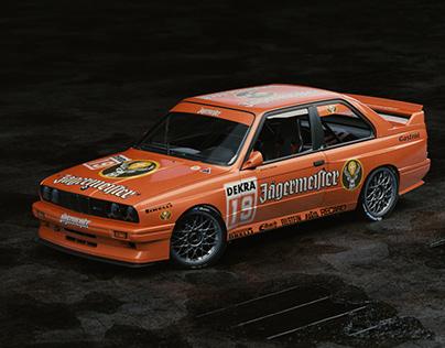 Jägermeister BMW E30
