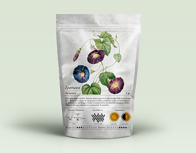Seeds Packaging