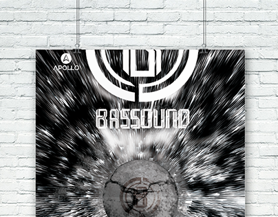 Bassound party event poster