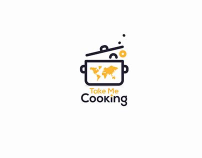 take me cooking logo