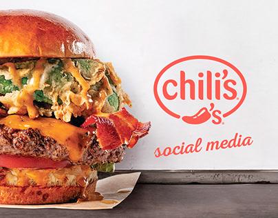 CHILI'S - SOCIAL MEDIA