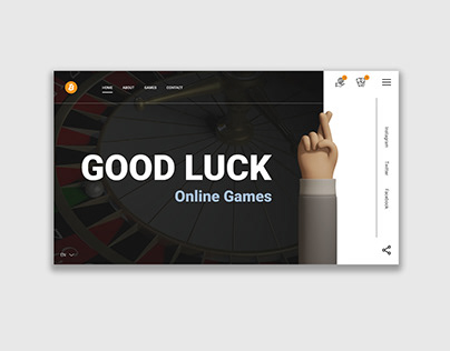 Online Gaming Casino | Website Design