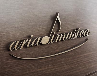 "Logo ""ariadimusica"" per scuola di musica"