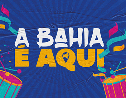 A Bahia é Aqui