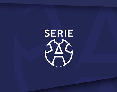 Serie A - New Brand Identity
