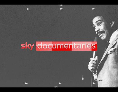 Sky Documentaries July Range PROMO