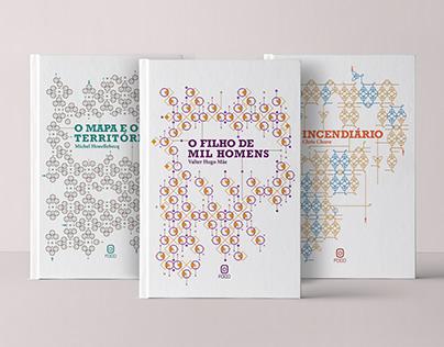 Book Covers - Bio Pattern Design