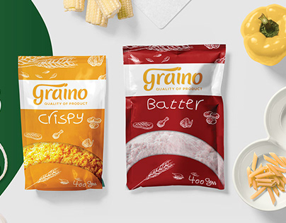 Graino | Branding & Packaging