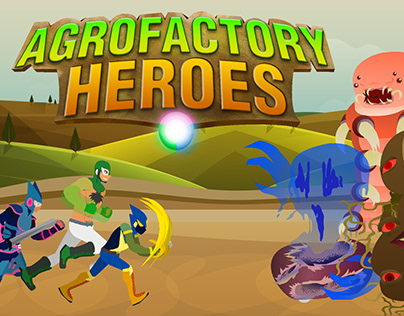 Agrofactory Heroes - App for Android
