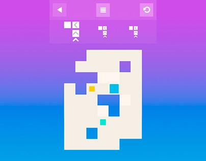 quad, a minimalist puzzle game