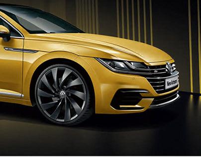 VW Arteon Billboards