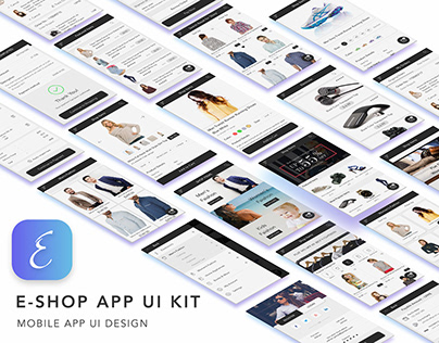 E-Commerce-App-UI-Kit